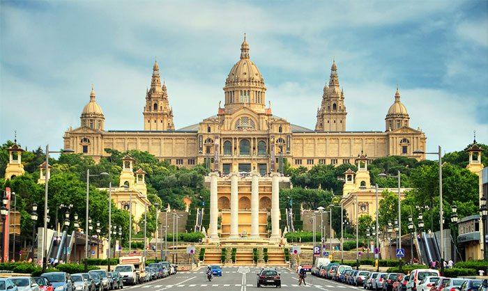 Музей Национального Искусства Каталонии