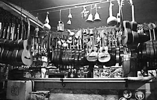 El Quimet или Las Guitarras Барселона