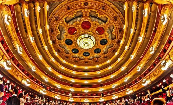 Театр Лисеу Барселона