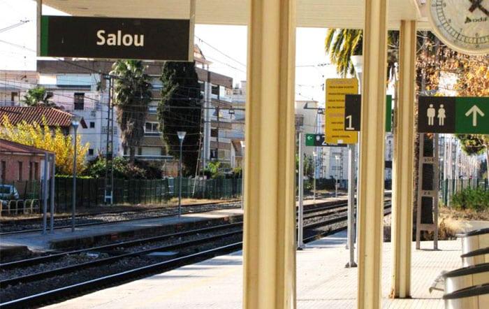Как добраться из Салоу в Барселону на поезде