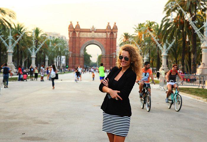 Экскурсии по Барселоне на русском языке с Наташей Пивцаевой