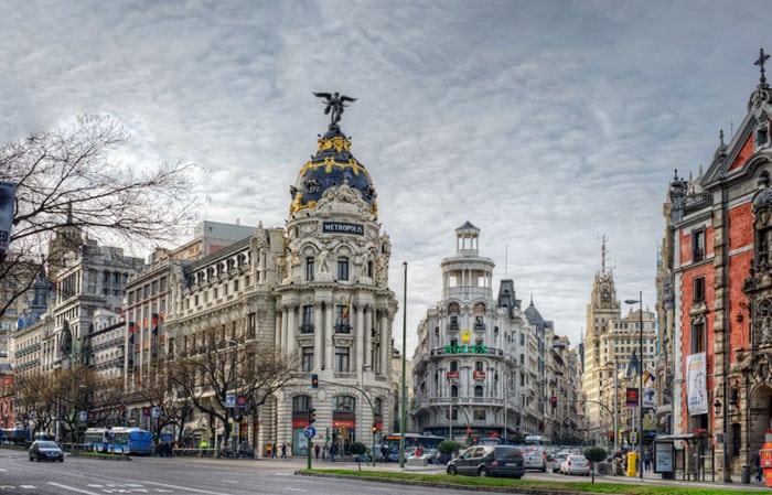 Как добраться из Барселоны в Мадрид на поезде
