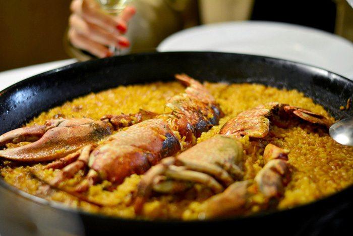 Где поесть - Барселона самостоятельно