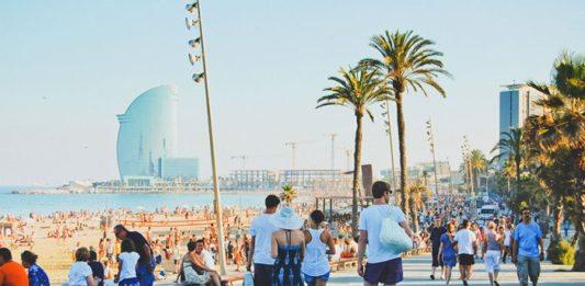 район Барселонета