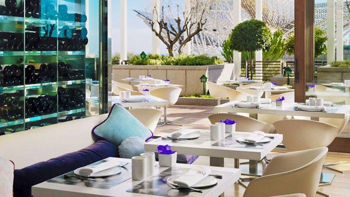 Отель Arts ресторан Enoteca