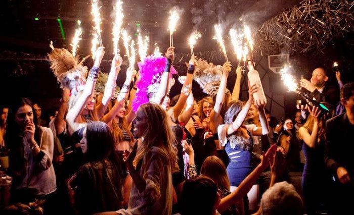 Лучшие ночные клубы Барселоны
