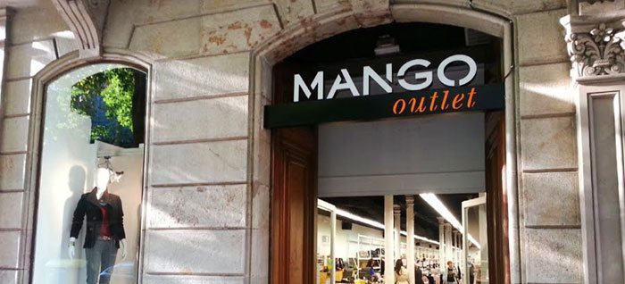 Mango Аутлет Барселона