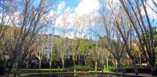 Парк Туро в Барселоне