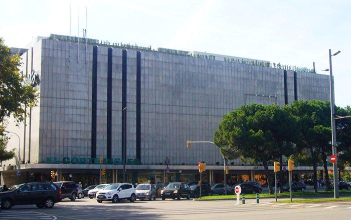 Эль Корте Инглес в Барселоне