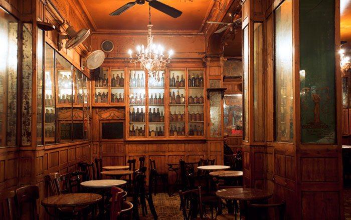 Лучшие бары Барселоны