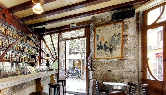 Каса Алмираль, бар в Барселоне