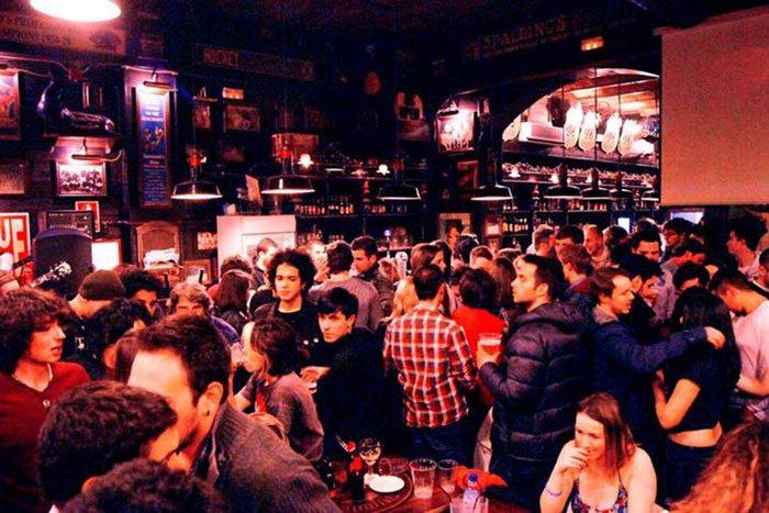 Ночная жизнь Барселоны