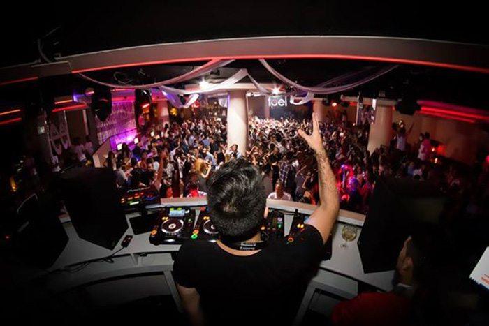 Ночной клуб Pacha Barcelona