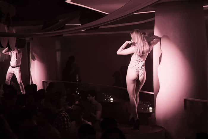 Ночной клуб Пача Барселона