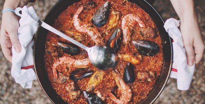Где поесть в Барселоне?