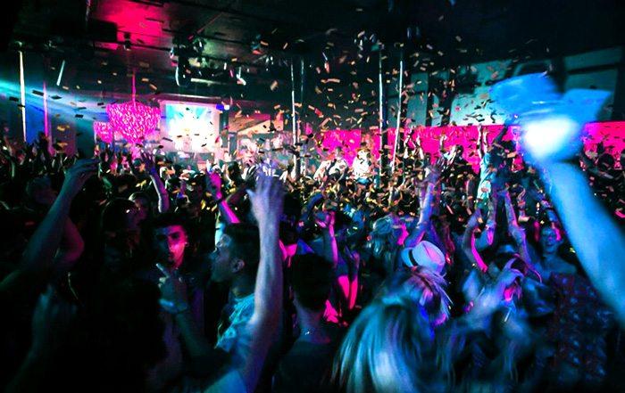 Ночной клуб Shoko Barcelona