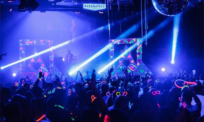 Ночной клуб Razzmatazz Barcelona