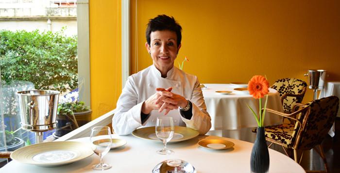 Карме Рускальеда, ресторан Сант Пау