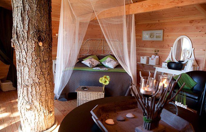 Отель на дереве Барселона