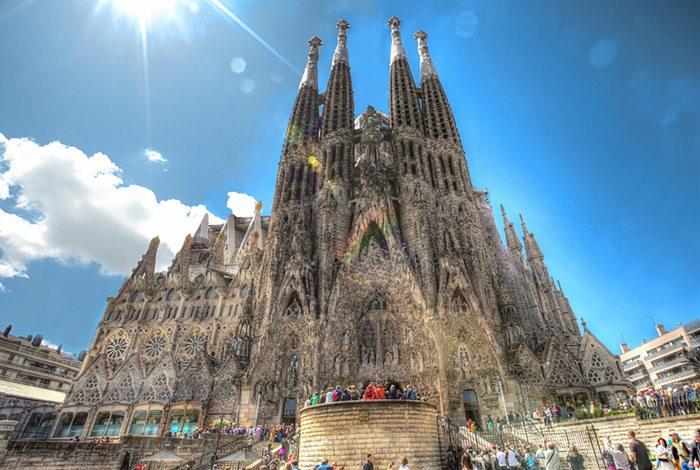 Барселона за 2 дня. Храм Святого Семейства