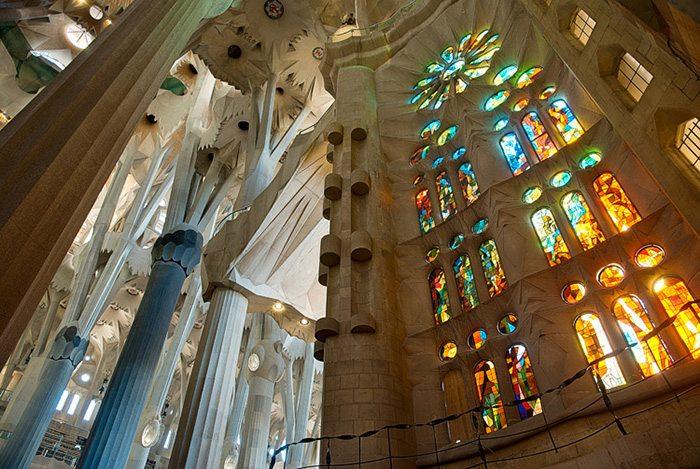 Барселона за 3 дня - Саграда Фамилия