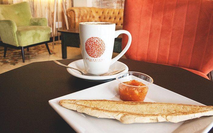 Organics Завтрак в Барселоне