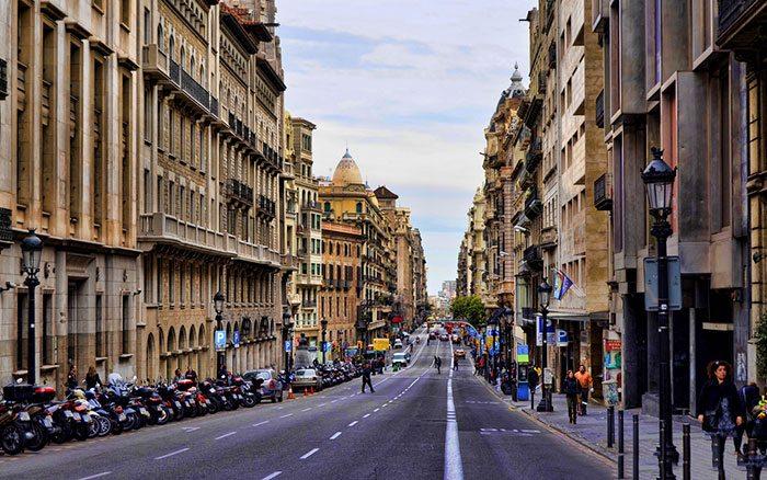 Метро - Барселона самостоятельно