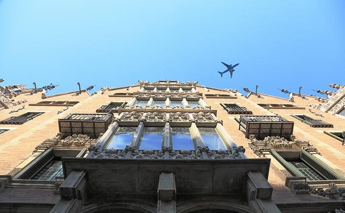 Авиабилеты - Барселона самостоятельно