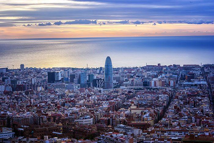 Бункер El-Carmel - Смотровые площадки Барселоны
