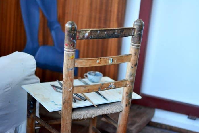 Дом Сальвадора Дали: мастерская великого художника