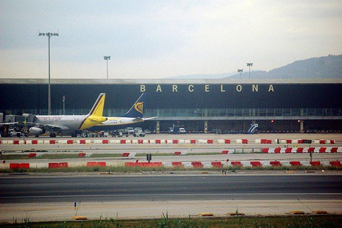 Стоимость проезда - метро аэропорт Барселоны