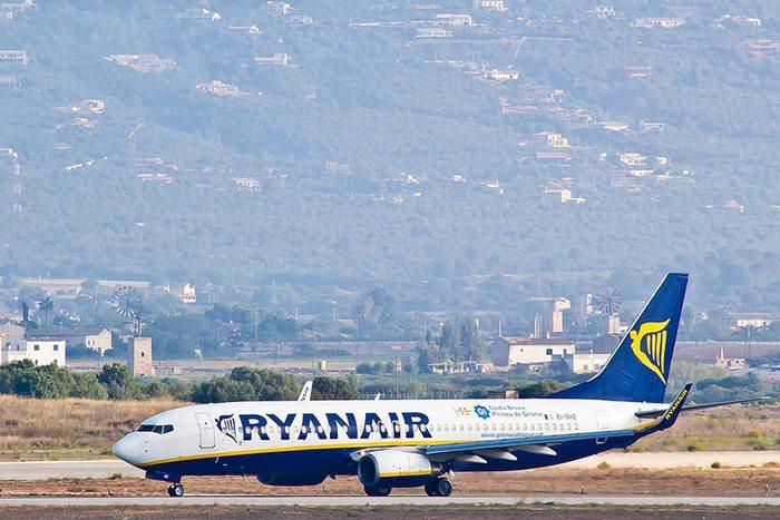Ryanair - Аэропорт Жироны