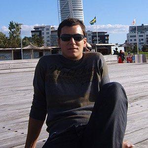 Альбер Морено Диез, 29 лет, инженер