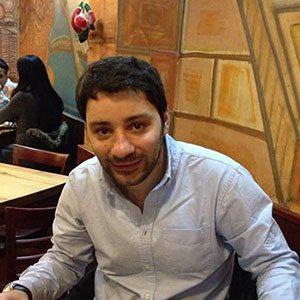 Хуан Сориано, 30 лет, шеф-повар