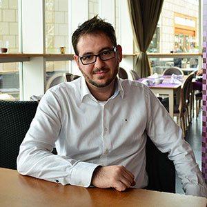 Серхио Луис Гайего, 30 лет, дизайнер спецэффектов