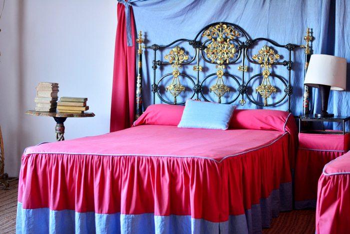 Дом Сальвадора Дали: приватные комнаты