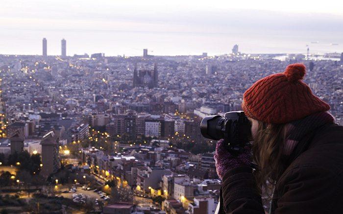 Смотровые площадки Барселоны
