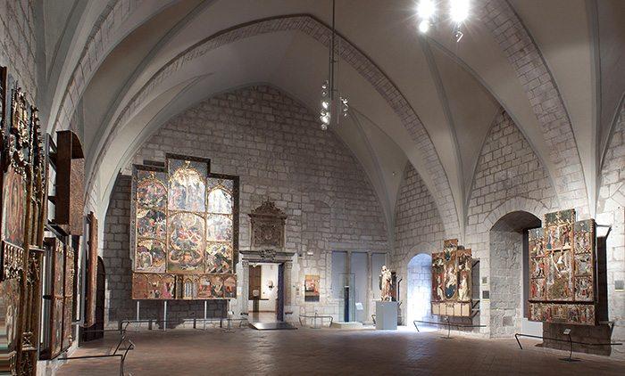 Соборный музей Жироны - Музеи Жироны