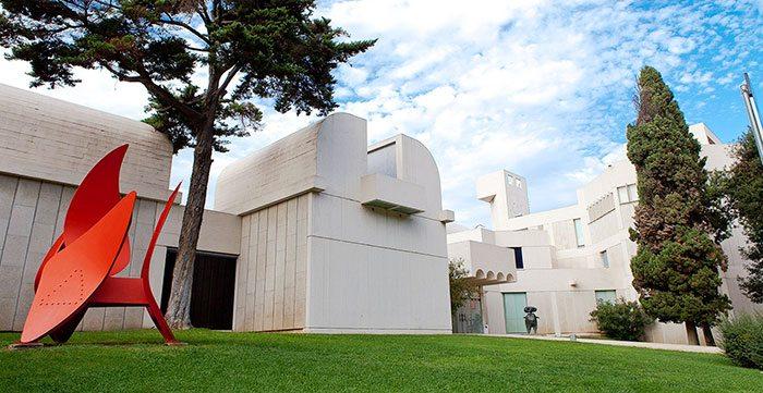 Музеи Барселоны: Фонд Жоана Миро