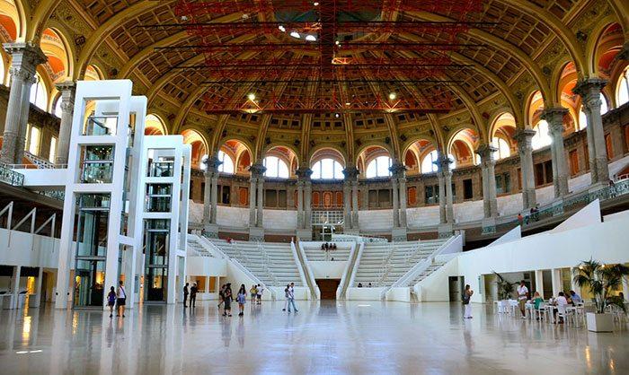 Музей Национального Искусства Каталонии (MNAC)