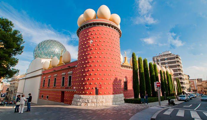 Фигерас Испания музей Дали и прочие достопримечательности