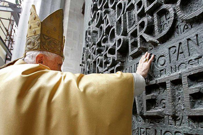 Визит Папы Римскиого Бенедикта XVI