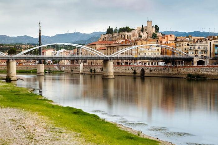 Мост в Тортосе