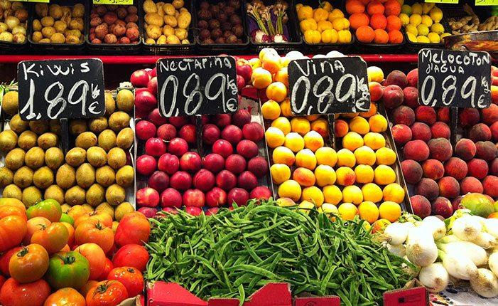 Цены в Барселоне