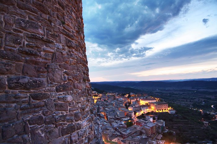 Замок Кардона: мистика