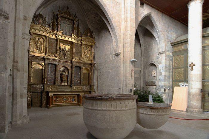 Кастельон-де-Ампуриас - мистическая средневековая деревушка
