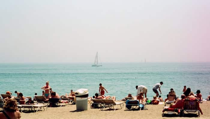 Море, солнце, пляж – вечный отдых