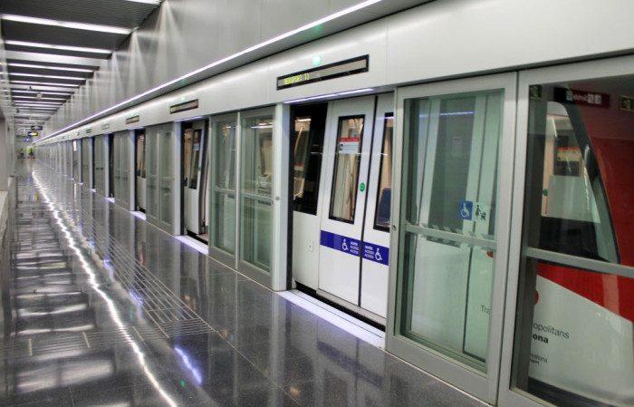 Как добраться из Барселоны в аэропорт на метро