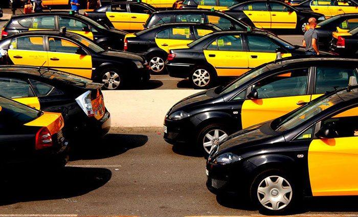 Как добраться из Барселоны в аэропорт на такси