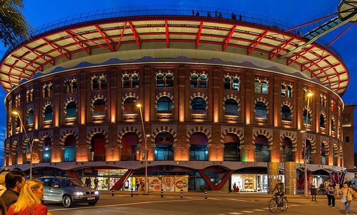 Торговые центры и аутлеты Барселоны